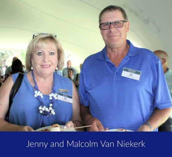 Janney and Malcom Van Niekerk_Chartered Wealth Solutions Clients
